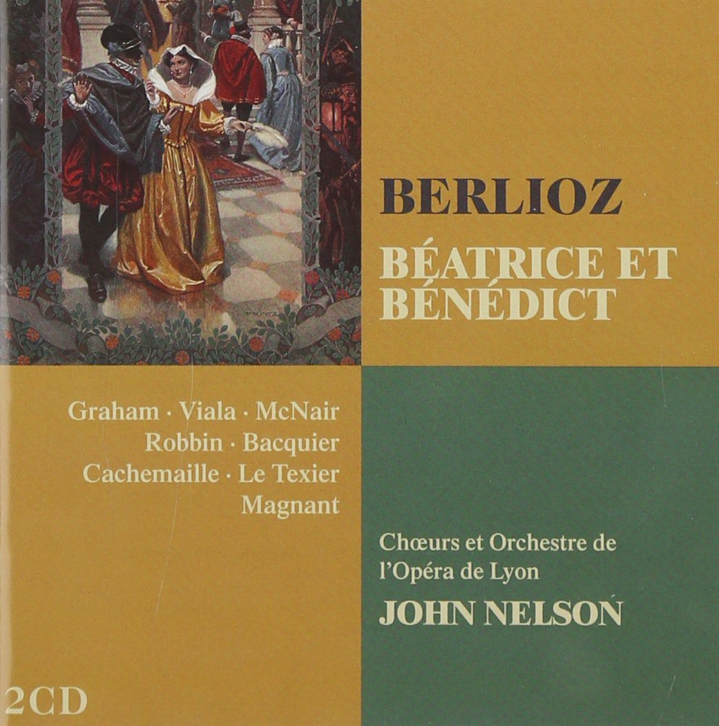 Hector Berlioz John Nelson Orchestre De L Opera De Lyon Susan  # Meubles De Tele Berlioz