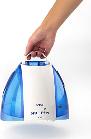 Solac H 200 G2, Azul, Blanco - Purificador de aire: Amazon.es: Hogar