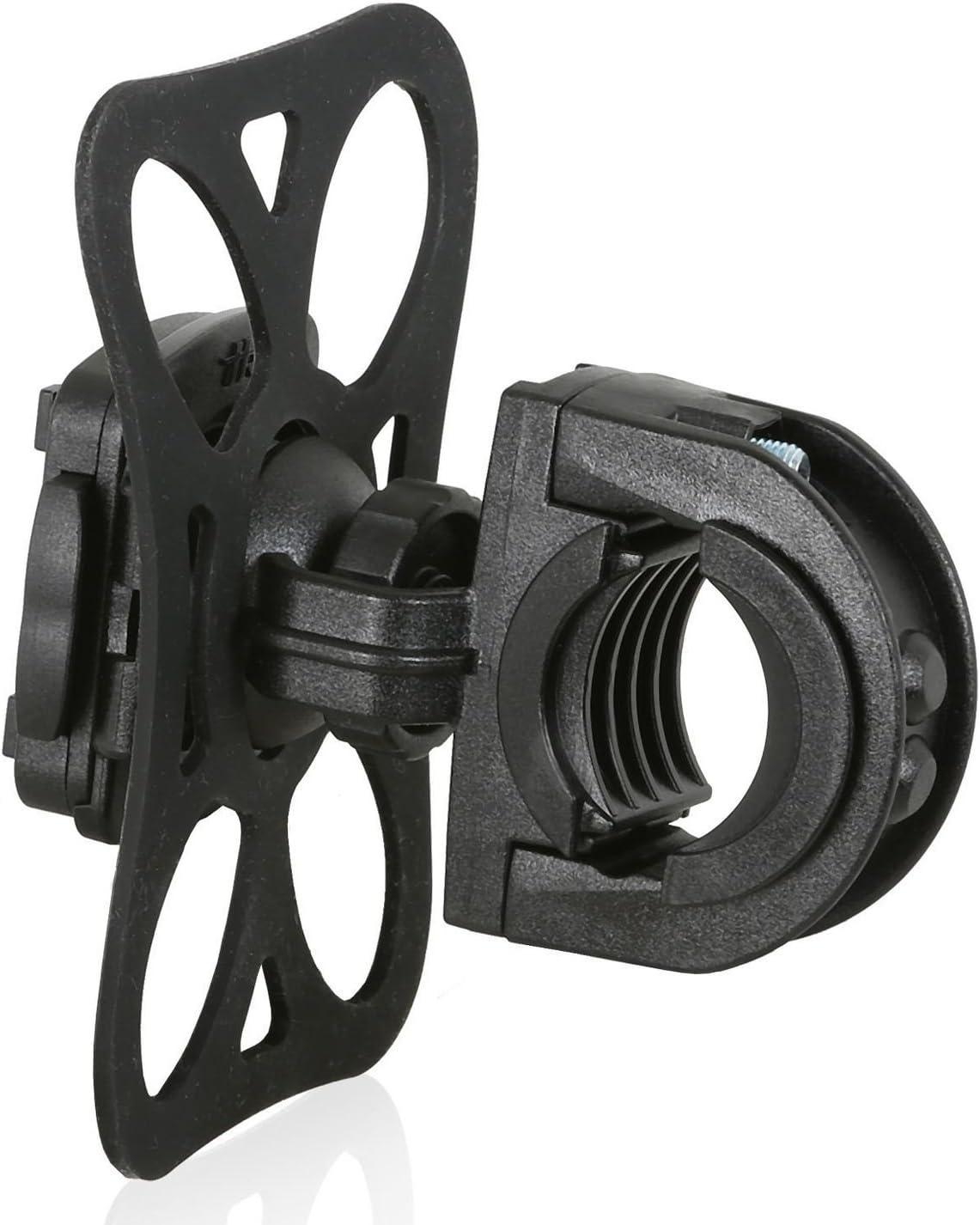 /Quickfix Made in Germany GPSMAP/ Wicked Chili Bike//Roller//Handlebar Mount for Garmin eTrex Astro Dakota Oregon Approach