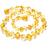 Baltic Amber Necklaces, Sizes from 29 to 46 cm
