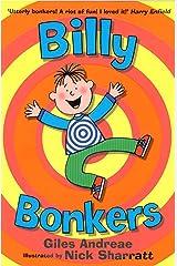 Billy Bonkers Mass Market Paperback