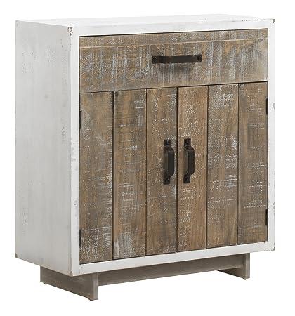 GEESE Muebles de Madera con 1 cajón y 2 Puertas, Frontal ...