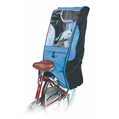 MARUTO Pocktable Rain and Wind Cover for Child Bike Seat : Sports & Outdoors
