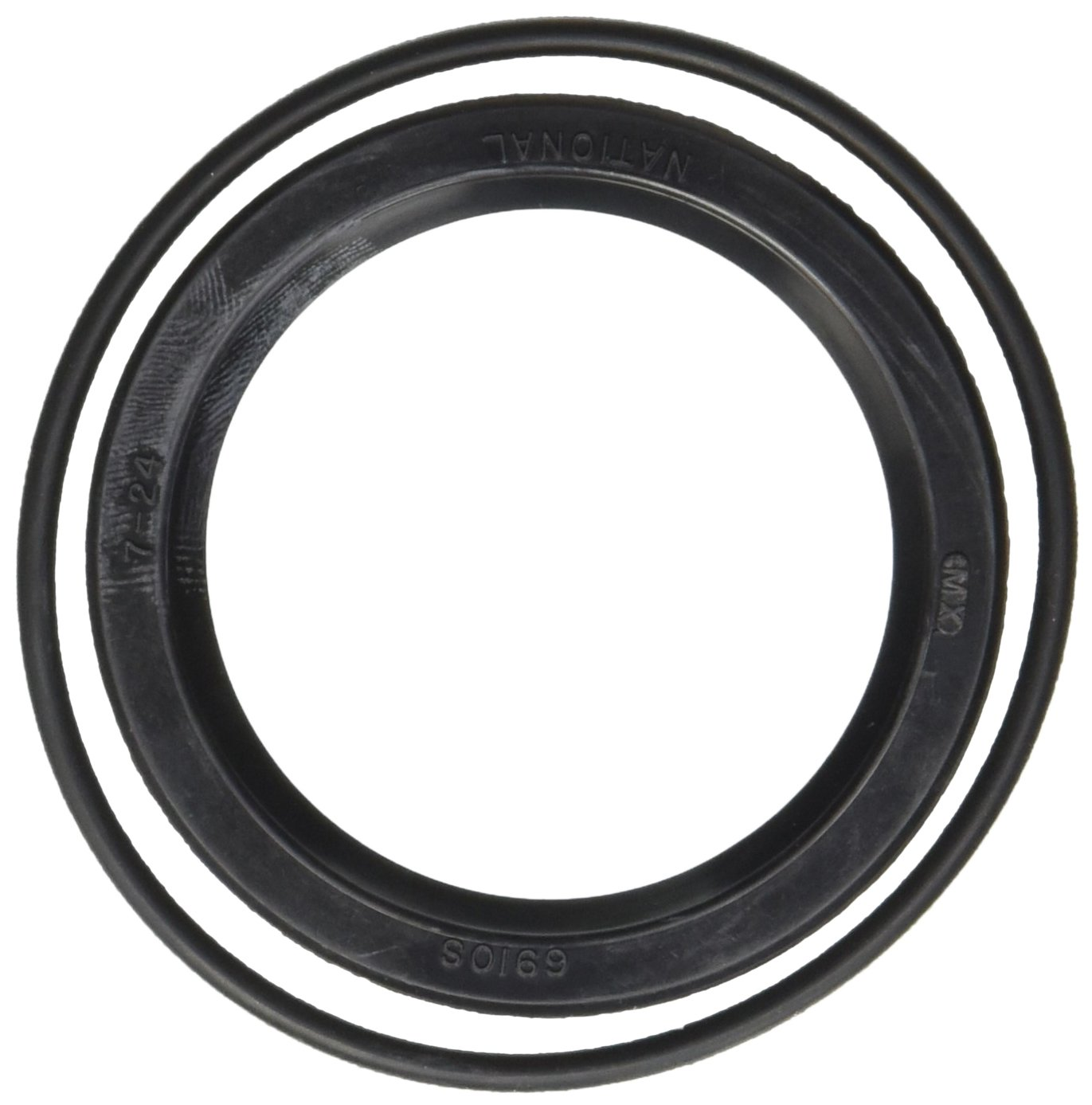National Seal 5458 Wheel Oil Seal