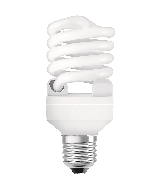 Osram E27 Edison Screw 23 Watt Compact Fluorescent Light Dulux Pro ... for Compact Fluorescent Light Bulbs Png  45hul