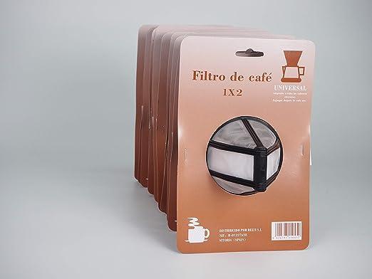 Sanfor 70009 Paquete 12 unidades de filtro permanente para ...
