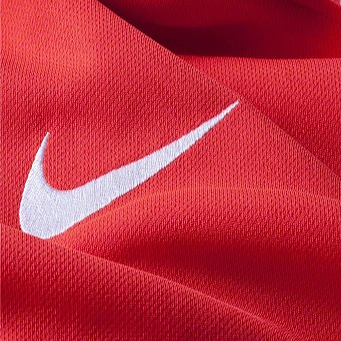 Nike Claudio Bravo # 1 de fútbol de Chile Ventilador camiseta Copa América centenario 2016, hombre, rojo: Amazon.es: Deportes y aire libre