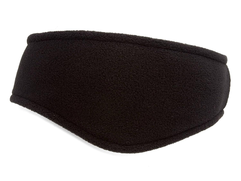 Port Authorityストレッチフリースヘッドバンド( c910 )ブラック   B002MXW3PS