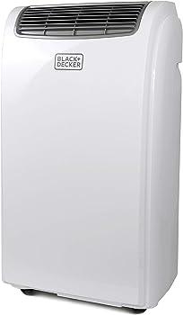 1. Black + Decker 8,000 BTU Portable Air Conditioner Unit