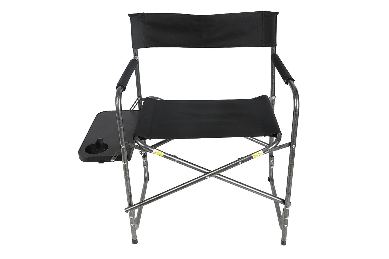 Ozark Trail Directoru0027s Chair with Foldout Side Table  sc 1 st  Amazon.com & Amazon.com : Ozark Trail Directoru0027s Chair with Foldout Side Table ...