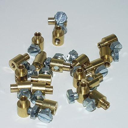 Racor de embrague de freno de mano 20 piezas, Vespa PX 150 M74