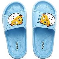 R-ISLAND Chanclas Niño Zapatos de Piscina para Niña Niño Sandalias Verano Antideslizante Zapatillas de Baño Casa Hombre…