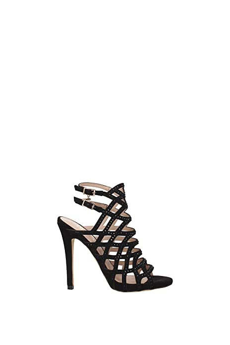 Sandalo donna Liu-Jo S17001 Clio nero tacco 100  Amazon.it  Scarpe e borse 1f805b3f7db