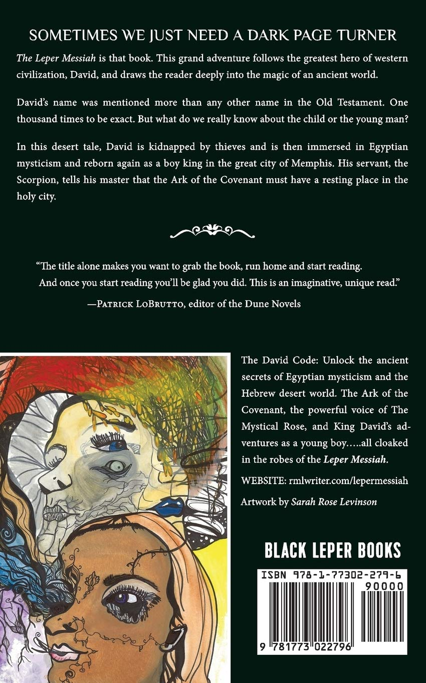Ebook The Leper Messiah By Rob Levinson