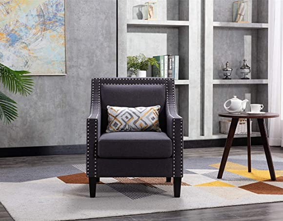 Accent Chair Modern Armchair