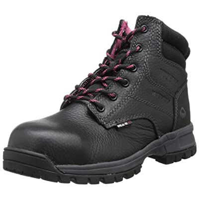 Wolverine Women's Piper Comp-Toe Work Boot: Shoes