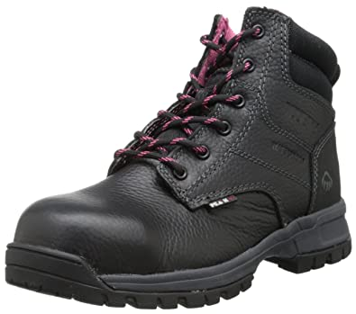 Womens Wolverine Women's Piper Comp Toe Work Boot Savings Size 39