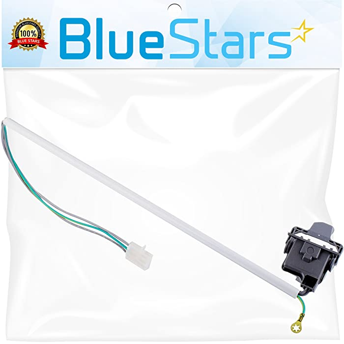 Ultra Durable 3949247 Washer Lid Switch Replacement part by Blue Stars - Exact fit for Whirlpool & Kenmore Washer - Replaces 3949237, 3949239, 3949240, 3949247