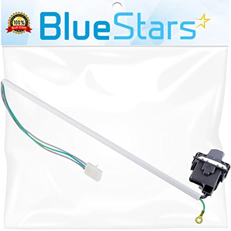 Ultra Durable 3949247 Washer Lid Switch Replacement part by Blue Stars -  Exact fit for Whirlpool & Kenmore Washer - Replaces 3949237, 3949239,