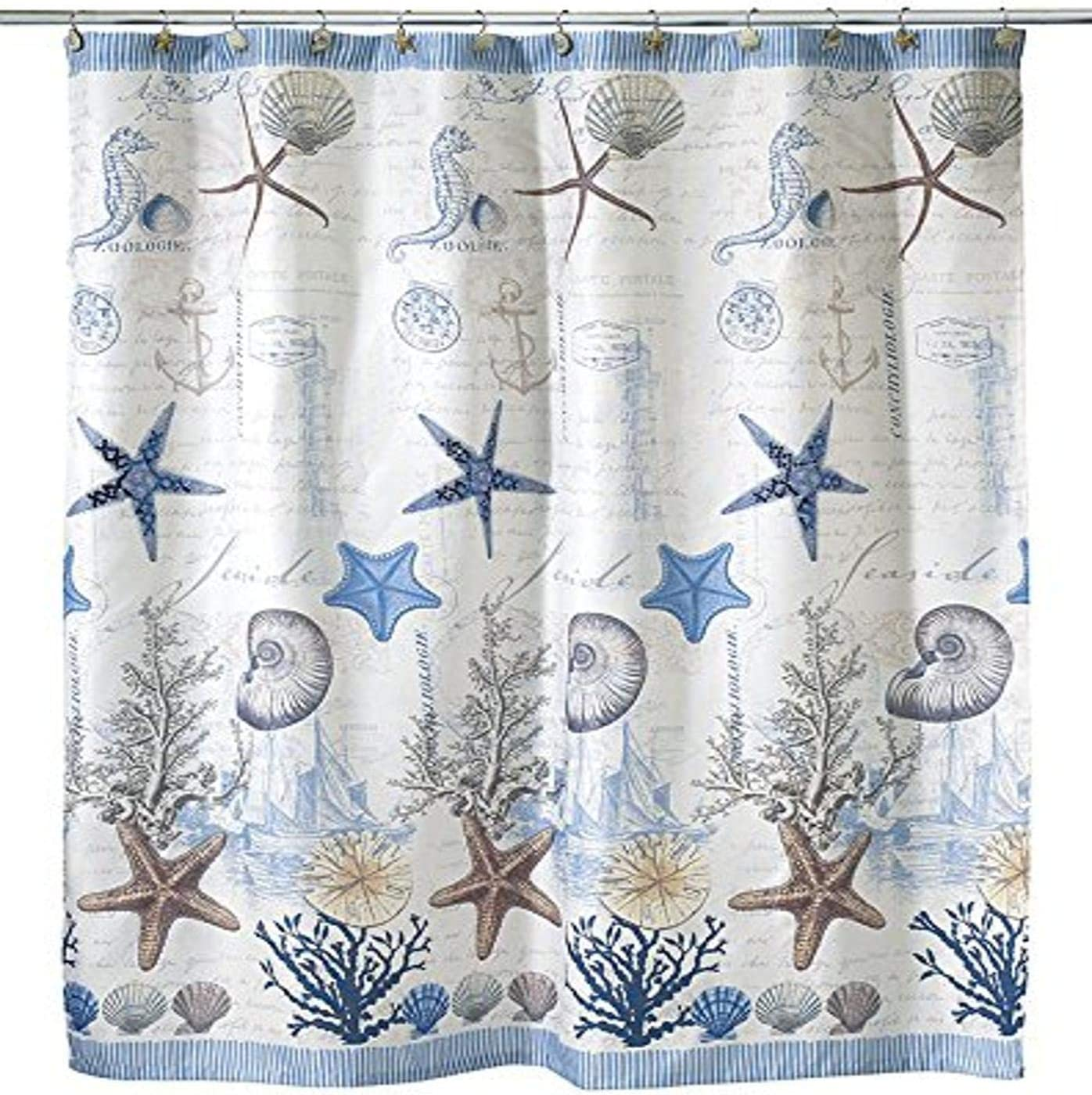 Linens Antigua Shower Curtain