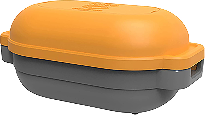 Morphy Richards 511648 MICO Microwave Jacket Potato Maker, Orange