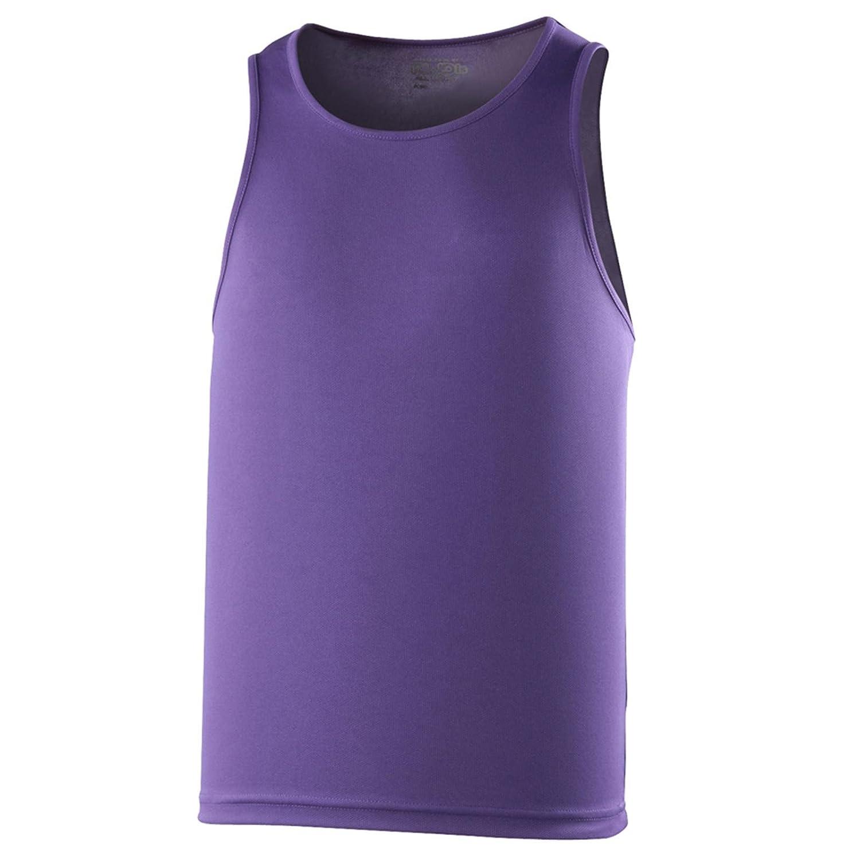 sportliche Passform AWD Herren-Unterhemd atmungsaktiv