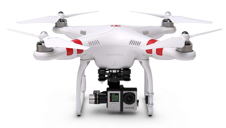 DJI Zenmuse H4-3D Dron Cuadrocóptero con Antena UAV con Montaje de ...