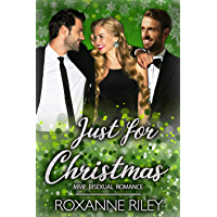 Just for Christmas: MMF Bisexual Romance (Just Us Book 5) (English Edition)