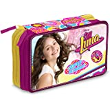 Amazon.com: Soy Luna double filled Pencil Cases 34pcz. New ...