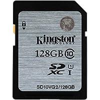 Kingston Digital 128GB SDXC Flash Memory Card