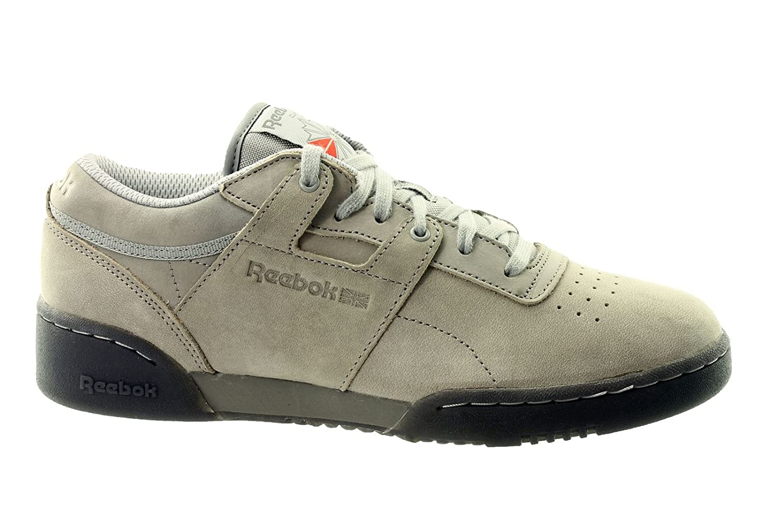 Reebok Workout Lo Clean LG V62605 Mens Trainers