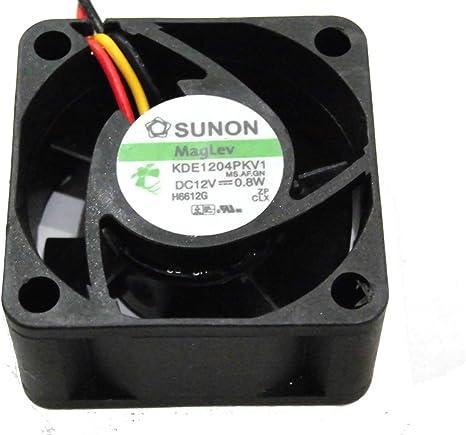 Original Sunon KD1204PFB1-8 4CM 4010 404010MM 441CM 12V Cooling fan sever fan
