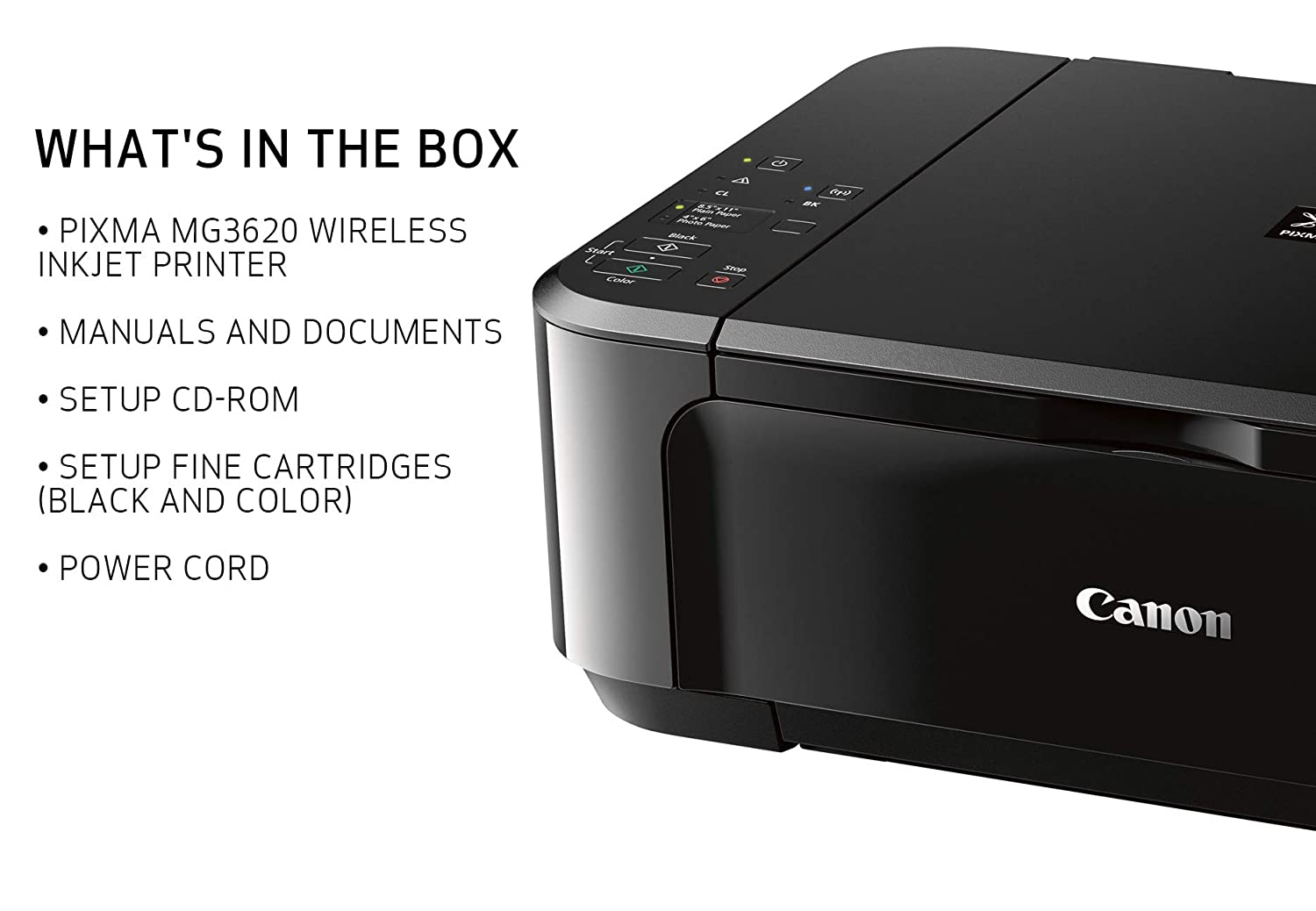 Canon PIXMA MG4140 Printer AirPrint New
