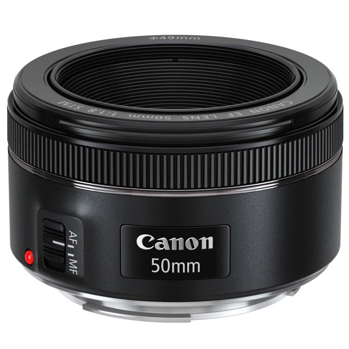 Ef 50 Mm F 1.8 Stm: Canon: Amazon.es: Electrónica