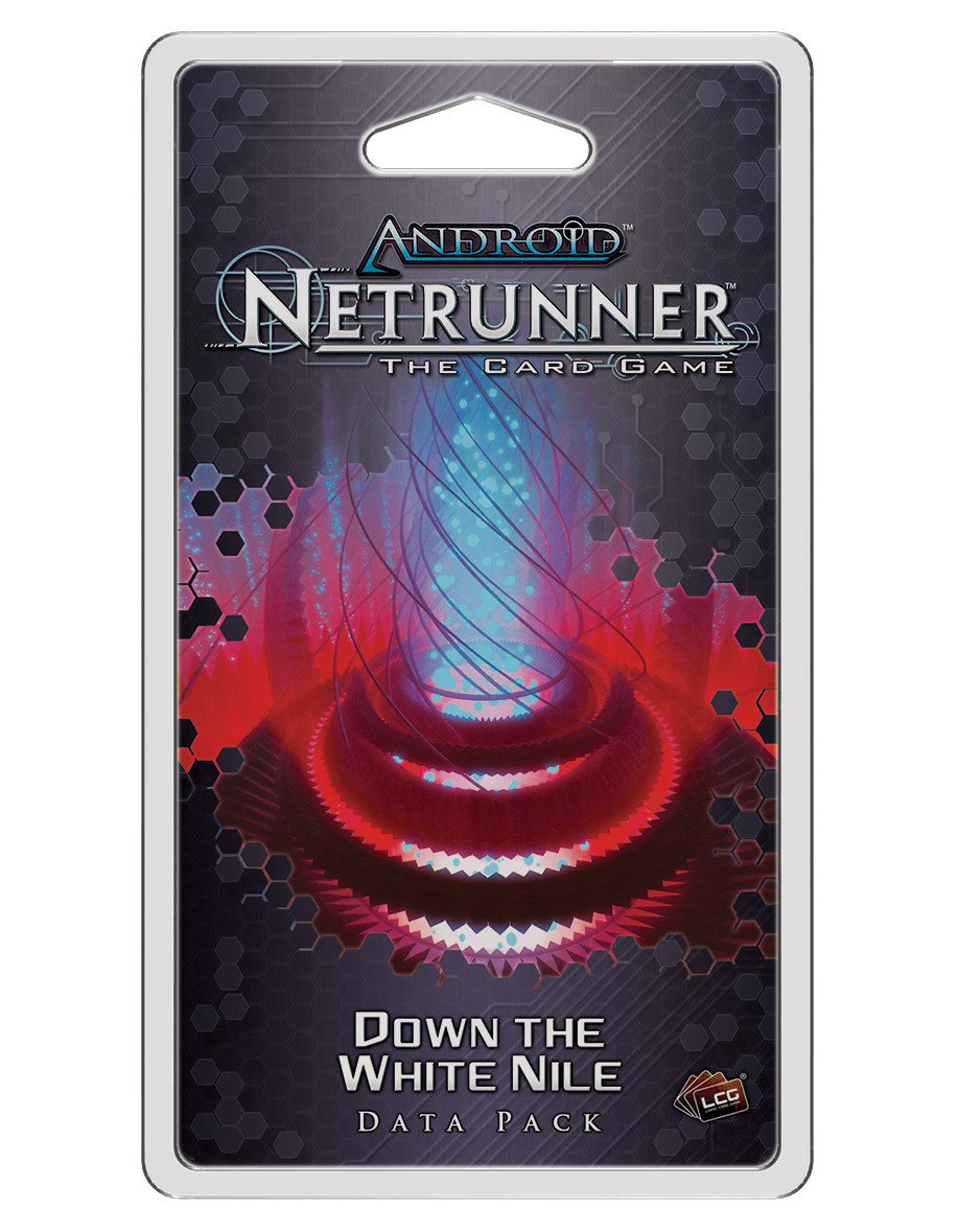 Android Netrunner LCG: Down the White Nile