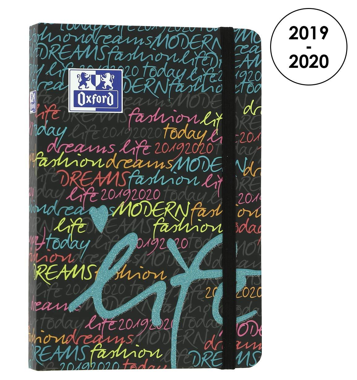 Oxford Lollie - Agenda escolar diaria 2019-2020, 1 día, 352 ...