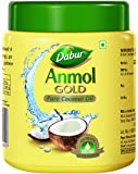 Anmol Gold Pure Coconut Oil, 500ml (Wide Mouth)