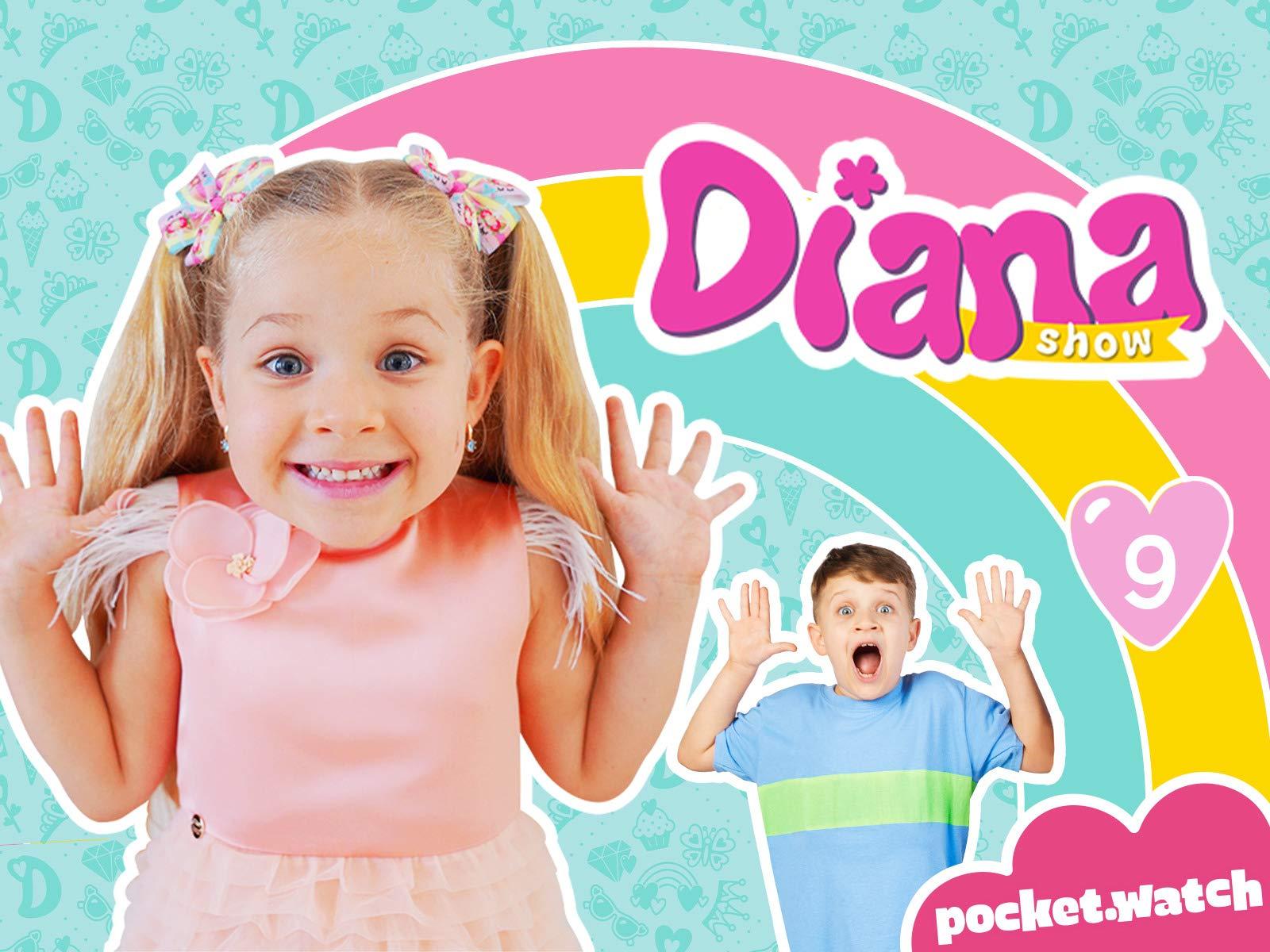 Kids Diana Show