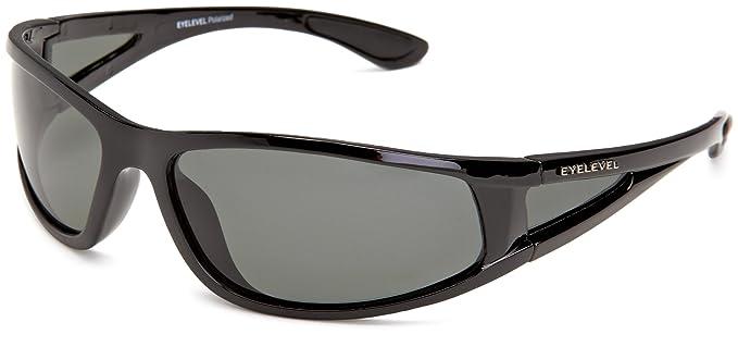 72e6bd1694 Eyelevel Floatspotter 1 Polarised Men s Sunglasses Black One Size  Amazon.co .uk  Clothing