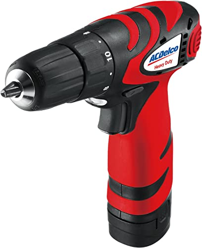ACDelco ARD888 Li-ion 8V 3 8 drill driver, 130 in-lbs, 2 battery included