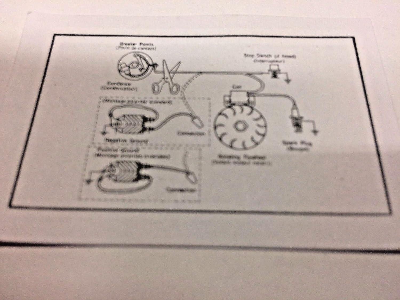 Ignition Chip Fits Stihl 030 031 031av 032 Replaces 041 Chainsaw Engine Diagram Points Condenser Garden Outdoor