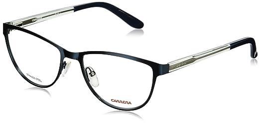Amazon.com: Carrera 6651 Eyeglass Frames CA6651-0SQY-5417 - Teal ...