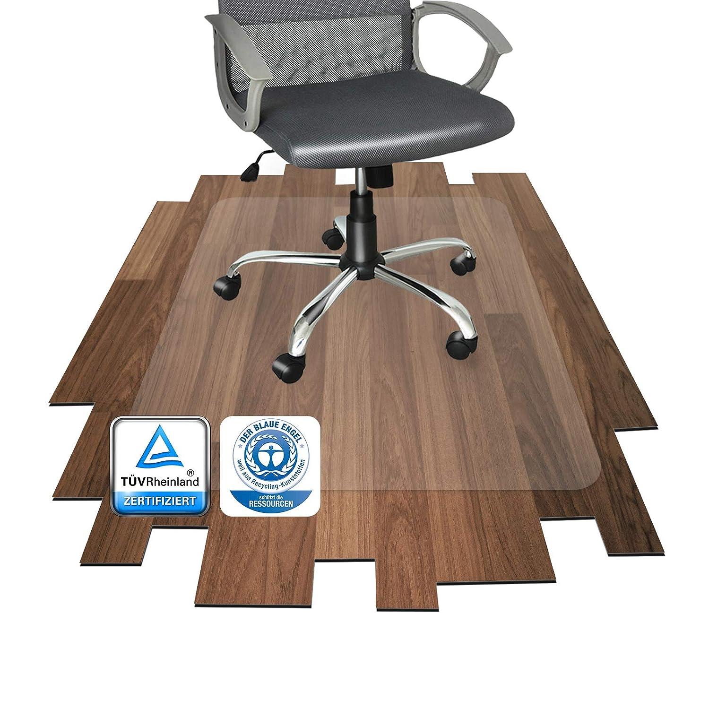 Parkett Bürostuhl Schutzmatte