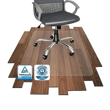 Büromöbel Der GüNstigste Preis Bodenschutzmatte Bürostuhlunterlage Bodenmatte Stuhlunterlage Transparent Klar