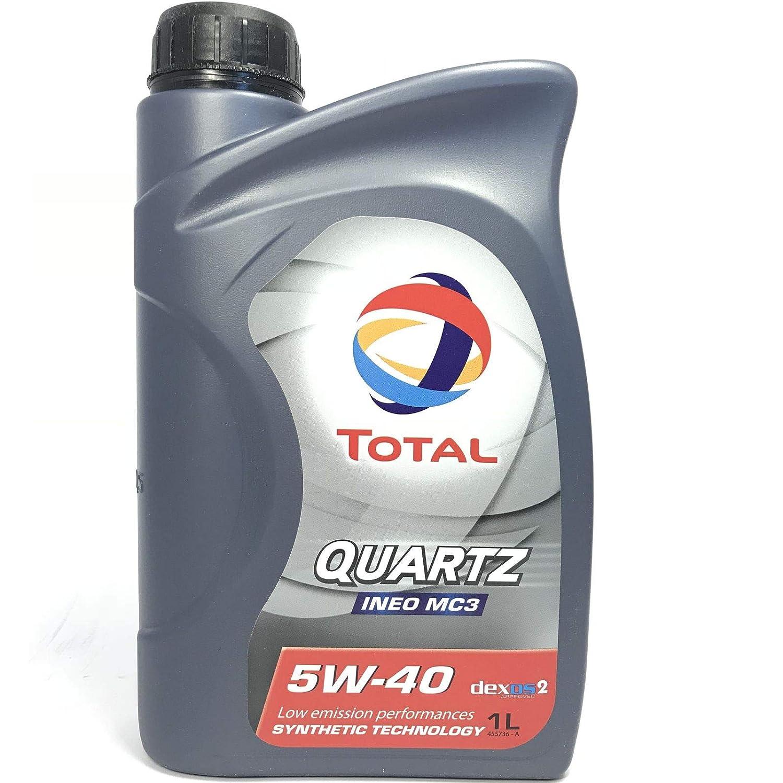 Total quartz - Ineo mc3 aceite de motor 5 w40 tot-174776 = 1l