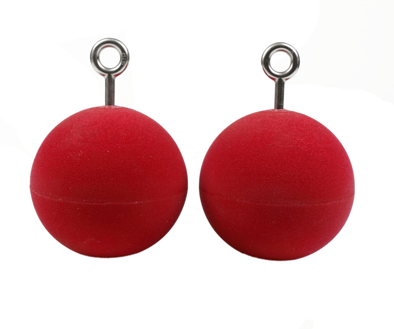 Extra Large Bombs 6 Inch Ball | Climbing Holds | Red