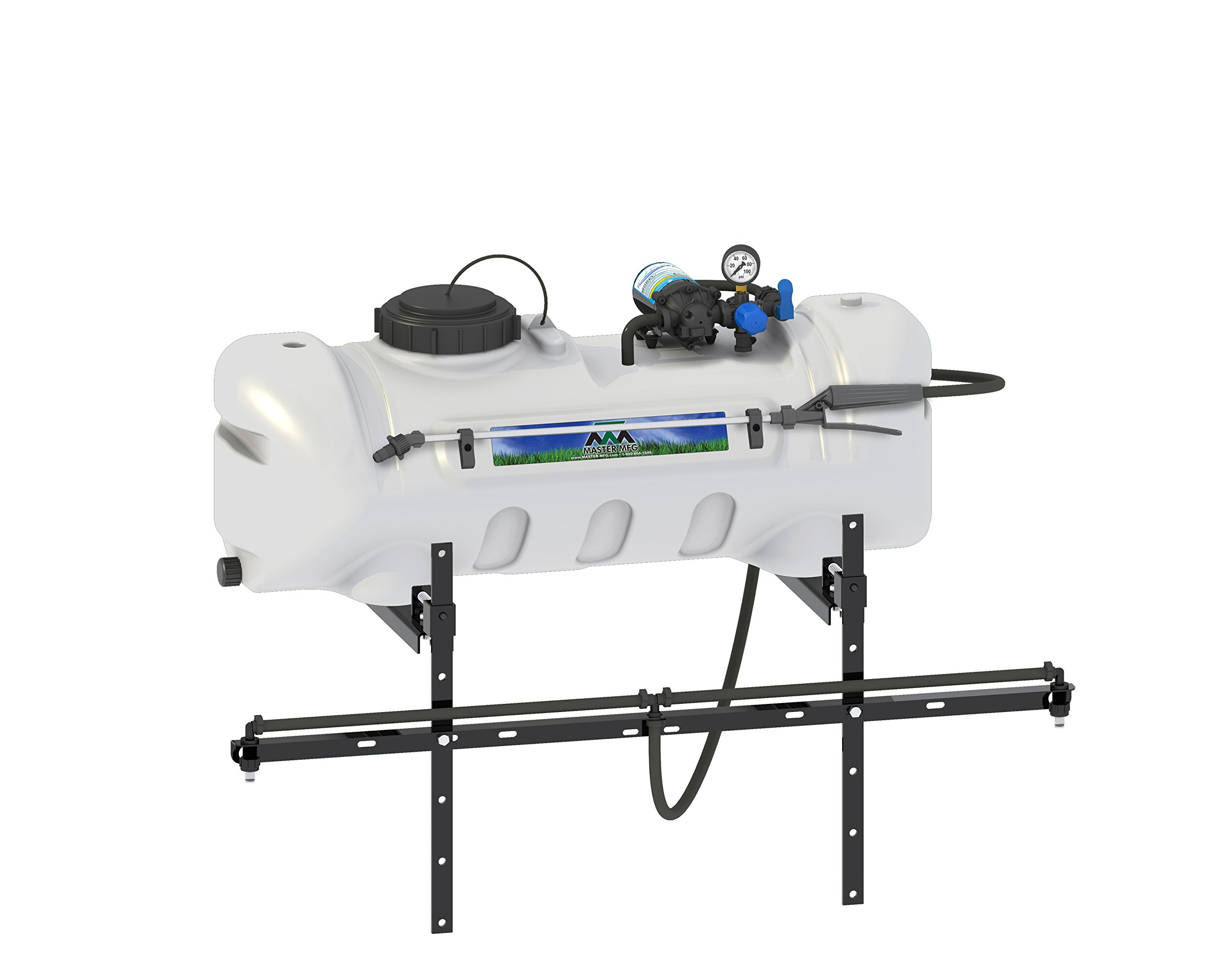 Master Manufacturing ATV Broadcast & Spot Sprayer Series, 15 Gallons