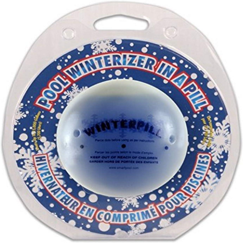 SeaKlear AquaPill AP71 WinterPill Swimming Pool Winterizer Pill : Swimming Pool Winterizing Chemicals : Garden & Outdoor