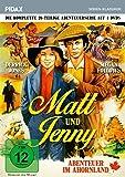 Matt und Jenny - Abenteuer im Ahornland / Die komplette 26-teilige preisgekrönte Abenteuerserie (Pidax Serien-Klassiker) [4 DVDs]