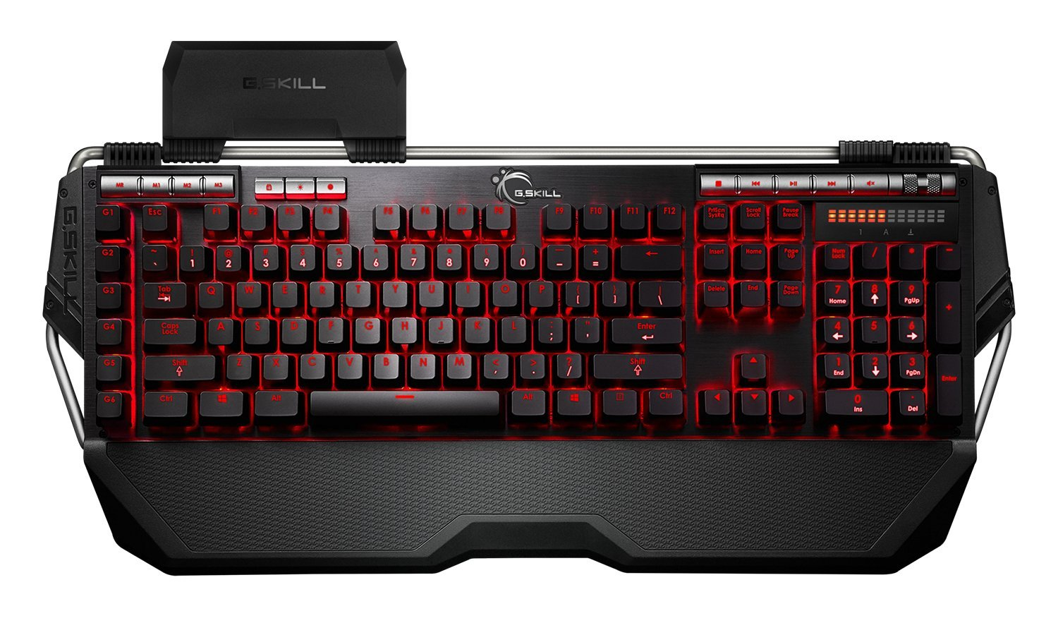 Teclado Mecanico : G.Skill RIPJAWS KM780 MX  Cherry MX Red